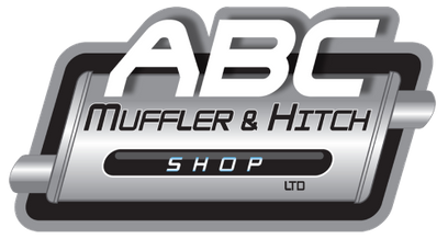 ABC Muffler & hitch shop logo